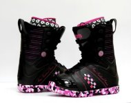Ботинки Atom Bad Girl black/pink